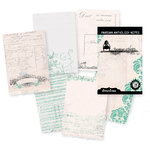 Pink Paislee - House of Three - Parisian Anthology Collection - Notes - Memo Pad