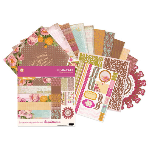 Pink Paislee - Sweetness Collection - Craft Kit