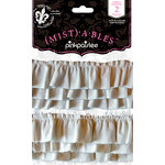 Pink Paislee - Mistables Collection - Fabric Pleat Strips