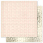 Pink Paislee - Vintage Vogue Collection - 12 x 12 Double Sided Paper - Beauty Parlor