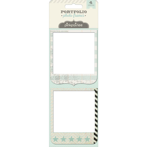 Pink Paislee - Portfolio Collection - Photo Frames