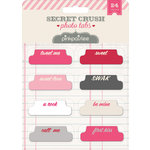 Pink Paislee - Secret Crush Collection - Photo Tabs