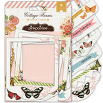 Pink Paislee - Cottage Farms Collection - Photo Frames