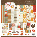 Photo Play Paper - Autumn Day Collection - 12 x 12 Collection Pack