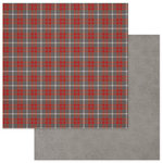 Photo Play Paper - Dear Santa Collection - Christmas - 12 x 12 Double Sided Paper - Cozy Up