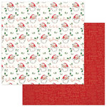 Photo Play Paper - Dear Santa Collection - Christmas - 12 x 12 Double Sided Paper - Believe