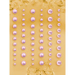 Prima - E Line - Self Adhesive Pearls and Crystals - Bling - Assortment 3