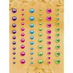 Prima - E Line - Self Adhesive Pearls and Crystals - Bling - Assortment 21