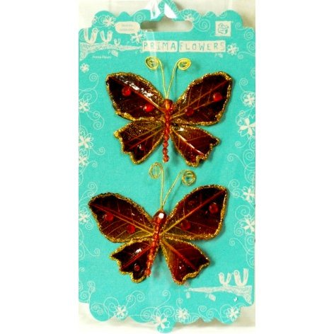Prima - Fluttering Butterflies Collection - Butterfly 5