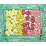 Prima - Caboodles Collection - Flower Can - Mix 8, CLEARANCE