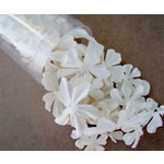 Prima - Wildflowers Pillar Pack Collection - Botanical Flower Mix - White