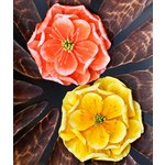 Prima - Fiesta Flowers Collection - Flowers - Citrus