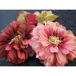 Prima - Juliette Collection - Flowers - Berry