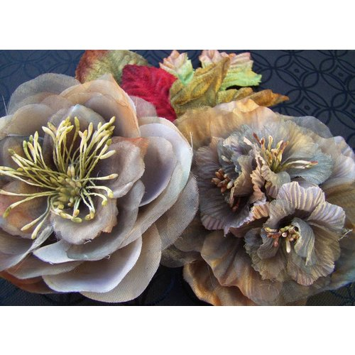 Prima - Juliette Collection - Flowers - Misty