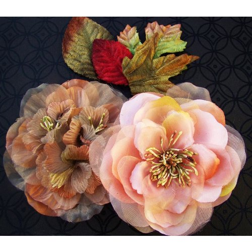 Prima - Juliette Collection - Flowers - Copper