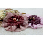 Prima - Jewel Box Collection - Flower Embellishments - Princess