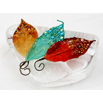 Prima - Jewel Box Collection - Jeweled Leaves - Winston, CLEARANCE