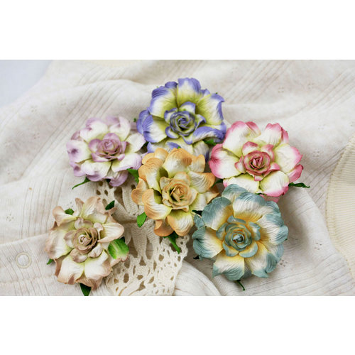 Prima - Camelot Collection - Flower Embellishments - Gwenlyn