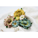 Prima - Camelot Collection - Flower Embellishments - Squire
