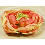 Prima - Cancan Vintage Collection - Layered Fabric Flower Embellishments - Spotlight