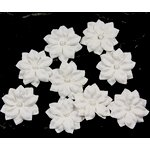 Prima - Innoscence Collection - Flower Embellishments - Mix 6, CLEARANCE
