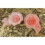 Prima - Magnolia Collection - Flower Embellishments - Erica, CLEARANCE