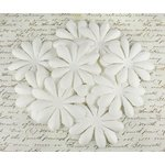 Prima - Craftable Flowers Collection - Flower Embellishments - Mix 1, CLEARANCE
