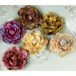 Prima - Roosevelt Collection - Flower Embellishments - Delano