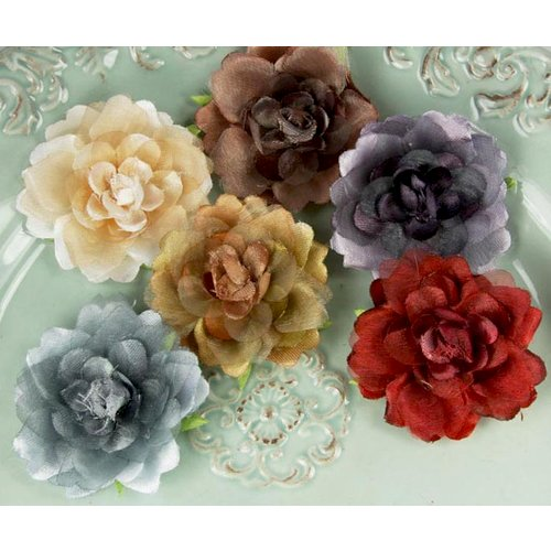 Prima - Roosevelt Collection - Flower Embellishments - Edith