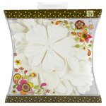 Prima - Craftable Flowers Collection - Flower Embellishments - Mix 3, CLEARANCE
