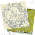 Prima - Stencils Mask Set - 8 x 8 - Mix 2