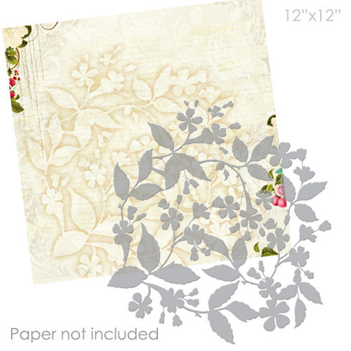 Prima - Stencils Mask Set - 12 x 12 - Tropical