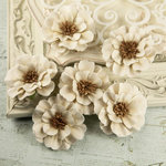 Prima - Eminence Collection - Flower Embellishments - Mix 5