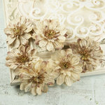 Prima - Eminence Collection - Flower Embellishments - Mix 10