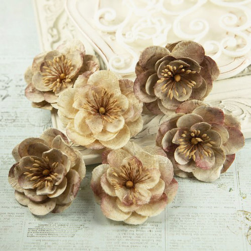 Prima - Eminence Collection - Flower Embellishments - Mix 11