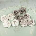 Prima - Angelica Rose Collection - Flower Embellishments - Airy
