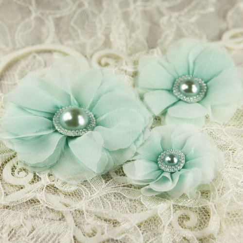 Prima - Millinery Collection - Fabric Flower Embellishments - Bud