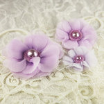 Prima - Millinery Collection - Fabric Flower Embellishments - Dora
