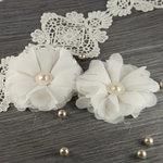 Prima - Matriarch Collection - Fabric Flower Embellishments - Marilyn