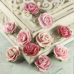 Prima - Floret Collection - Flower Embellishments - Gisele, BRAND NEW