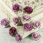 Prima - Floret Collection - Flower Embellishments - Mauve, CLEARANCE