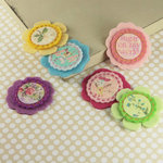 Prima - Gianna Collection - Fabric Flower Embellishments - Sweet Fairy