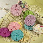 Prima - Marri Collection - Flower Embellishments - Sweet Fairy