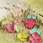 Prima - Marri Collection - Flower Embellishments - Sparkling Spring