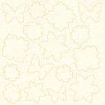 Prima - Mistable Collection - 12 x 12 Canvas Sheet - Floral Mix 2