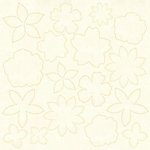 Prima - Mistable Collection - 12 x 12 Canvas Sheet - Floral Mix 3, CLEARANCE