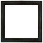 Prima - 12 x 12 Wood Frame - Antique Black