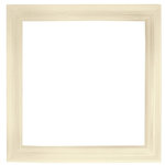 Prima - 12 x 12 Wood Frame - Antique White