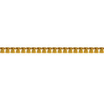 Prima - Ornamental Edging Collection - Trim - Tassel - Gold - 18 Yards