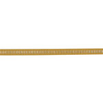 Prima - Ornamental Edging Collection - Trim - Gold 2 - 18 Yards